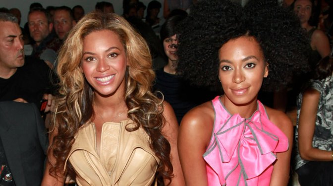Solange And Son Do An Adorable Dance At The Wedding