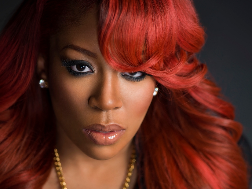 """Watch """"K. Michelle Reveals """"The Real"""" Reason She's Having Her Butt Implants Removed"""" onYouTube"""