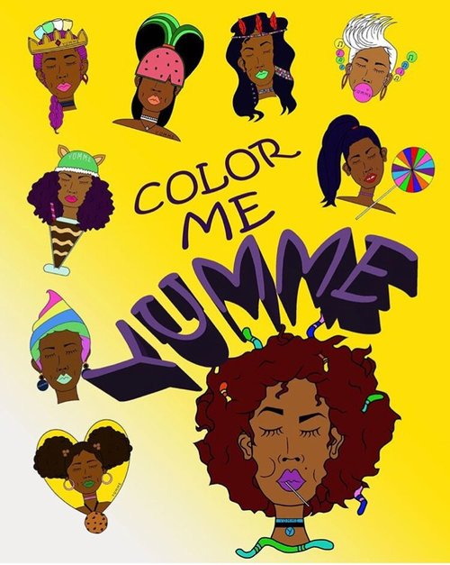 'It is Imperative to Provide Art to Girls With Black and BrownSkin'
