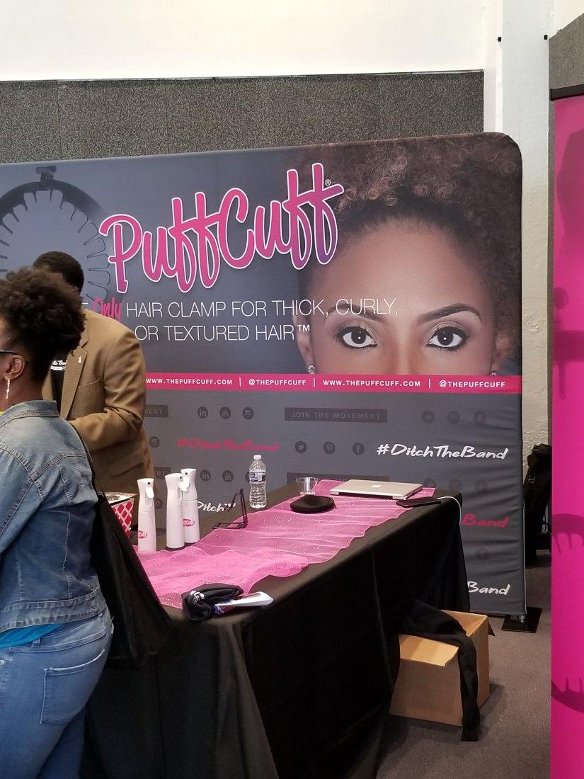 The Puff Cuff Pop Up Salon Event In Atlanta,Ga